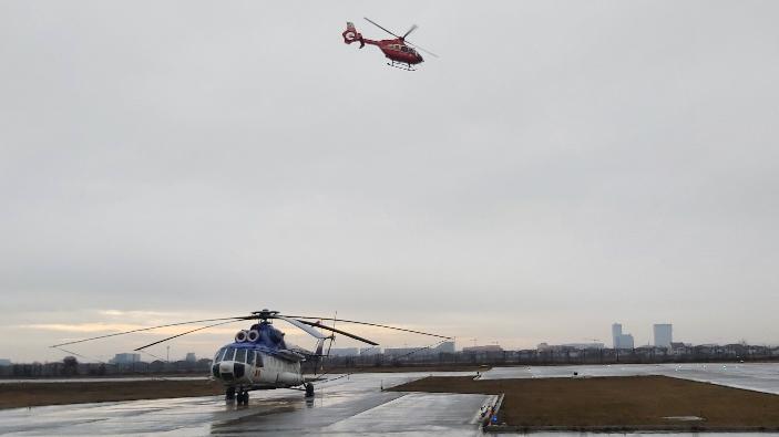 3-elicoptere-smurd-au-ajuns-la-inspectoratul-general-de-aviatie-al-mai