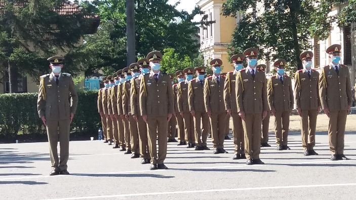 graduation-ceremony-at-the-basarab-1-military-school-in-pitesti