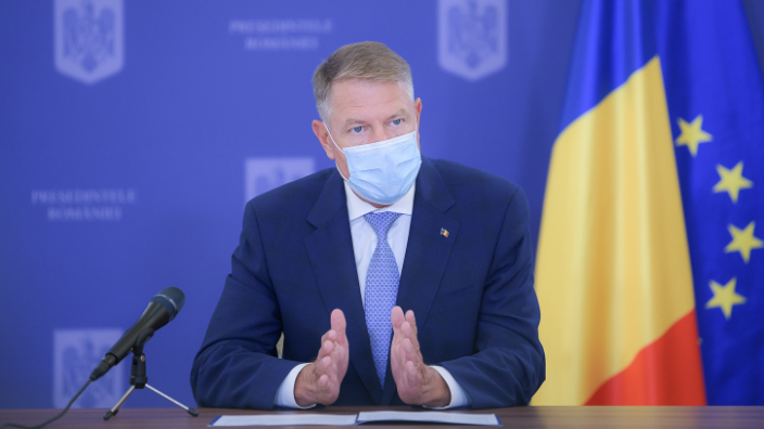 klaus-iohannis-sanitary-restrictions-must-continue-to-be-respected