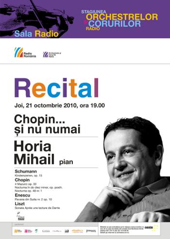 art 82481 recital mihail Chopin... şi nu numai@ Sala Radio
