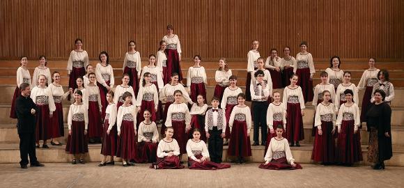 art 93651 corul copii radio Nopţi de orgă şi concerte@TVR Cultural