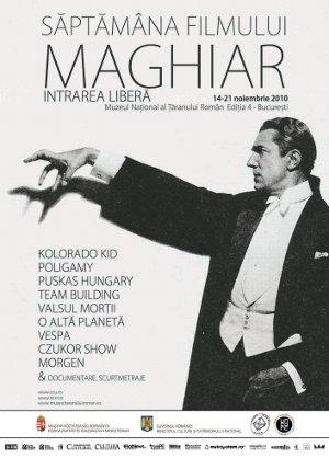 art 85701 saptamana filmului Săptămâna Filmului Maghiar@MŢR