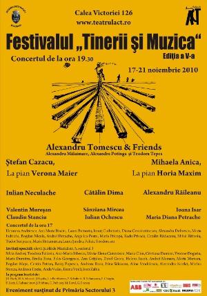 art 86491 tinerii muzica FestivalulTinerii şi Muzica@T.Act