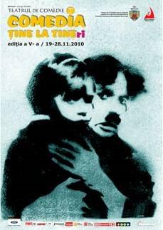 art 87031 comedia COMEDIA ŢINE LA TINEri, ediţia a5 a