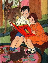 art 90191 lectura copii Poveşti de Crăciun pentru copiii de la Sfântul Dimitrie
