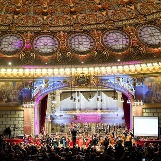 Orchestra Română de Tineret și Camerata Regală la Concertele Radio România  Muzical 53dfef7217