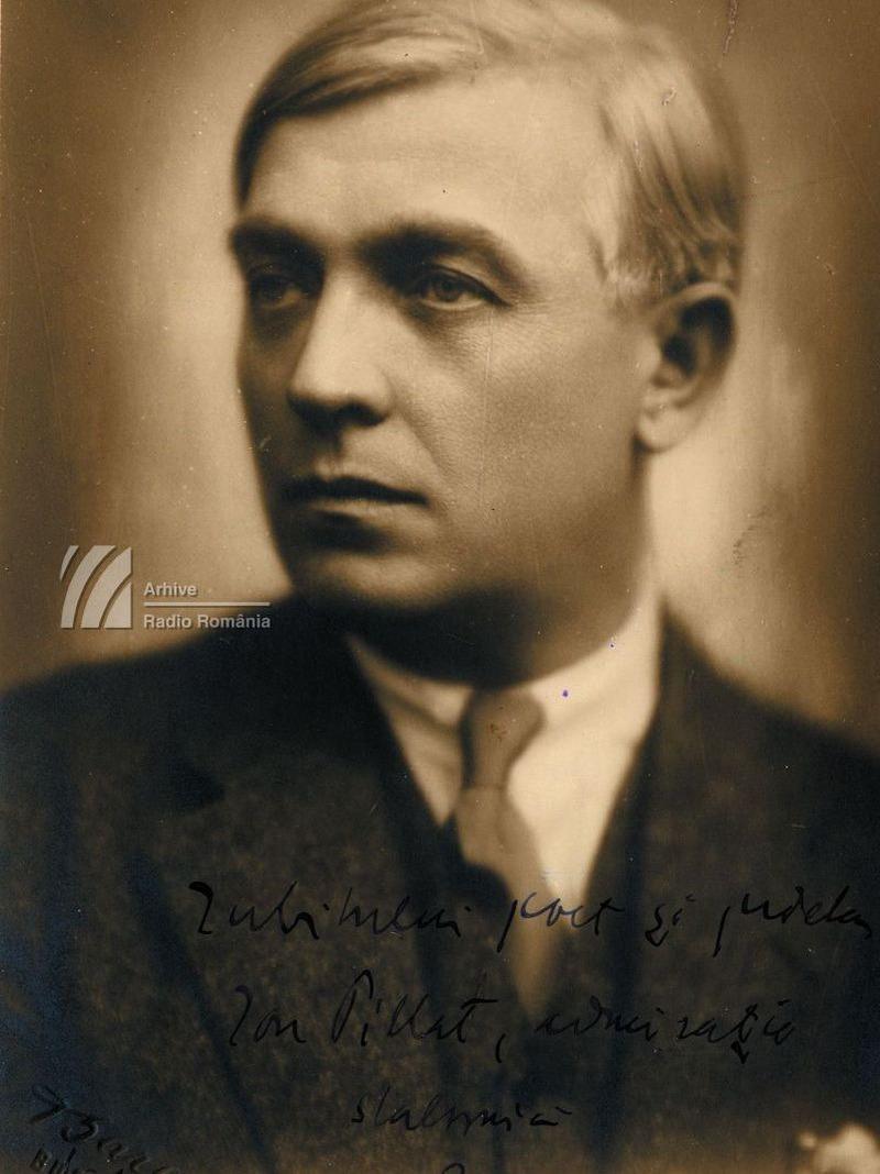 REBREANU, Liviu (27 noiembrie 1885-1 septembrie 1944)