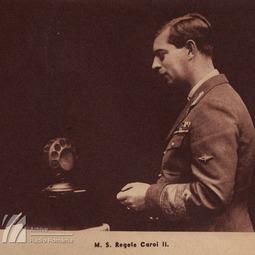 CAROL II, M.S. Regele României (15 octombrie 1893-4 aprilie 1953)