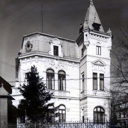 Primul sediu al Societății de Difuziune Radiotelefonică din România (1928-1944)