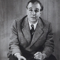 """Meridiane lirice"" (1969). Jorge Luis Borges (24 august 1899-14 iunie 1986)"