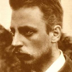 """Meridiane lirice"" (1969). Rainer Maria Rilke (4 decembrie 1875-29 decembrie 1926)"