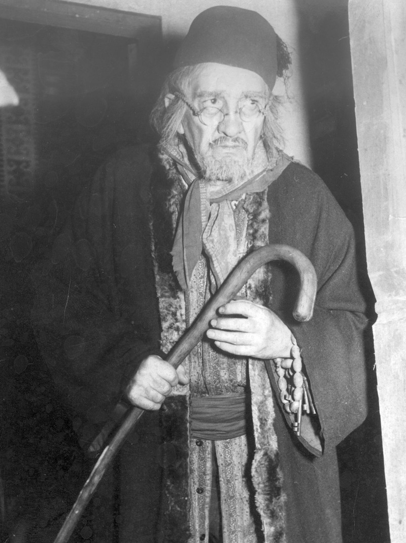 Barbu Delavrancea - Hagi-Tudose. Cel mai vechi spectacol de teatru radiofonic păstrat pe bandă magnetică (25 martie 1951)