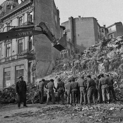 Radiojurnal, 5 martie 1977. Urmările cutremurului produs în 4 martie 1977, ora 21:22:22
