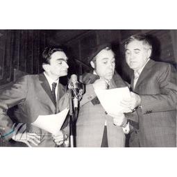 Horia Căciulescu, Radu Zaharescu, Dem Rădulescu