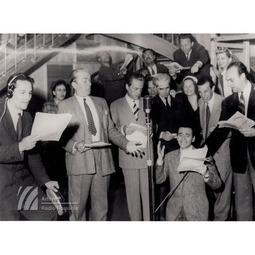 """Înregistrarea piesei """"Cocoșatul de la Notre Dame"""" (1956)"""