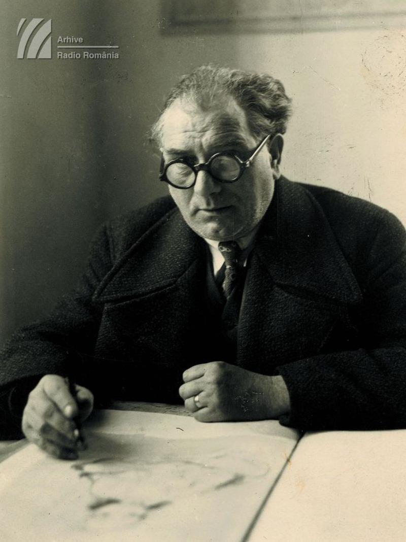 """""""Universitatea Radio"""". Nicolae Tonitza - Mangalia zugrăvită în cuvinte (1932)"""