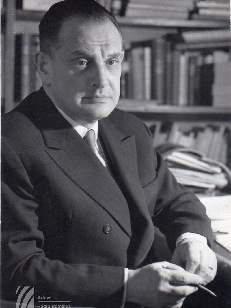 """Universitatea Radio"". Tudor Vianu - Poezia filosofică (1933)"