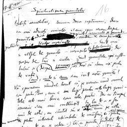 """Universitatea Radio"". Simion Mehedinți - Spiritualizarea granițelor (1935)"