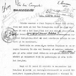 """""""Universitatea Radio"""". E. Lovinescu - Cei trei Caragiale: Ion, Luca şi Matei (31 ianuarie 1936)"""