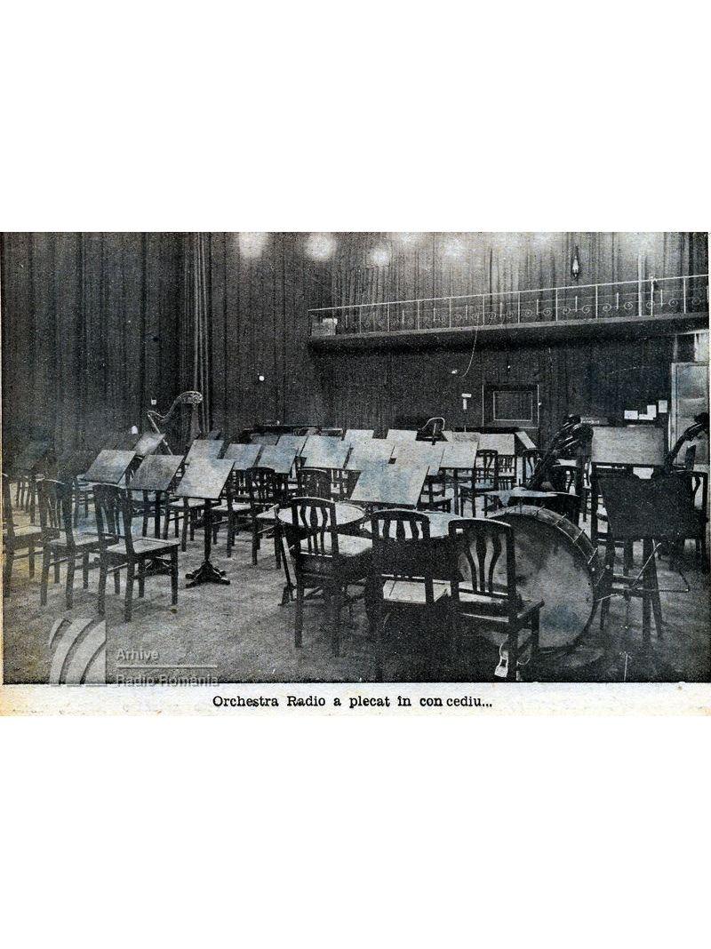 Studioul de concerte (1938)