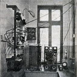 Postul provizoriu de 400 W (1928)
