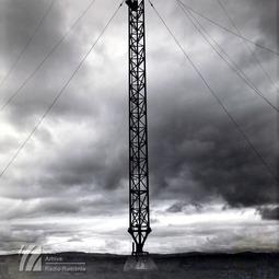 Antena postului de la Bod (1934)