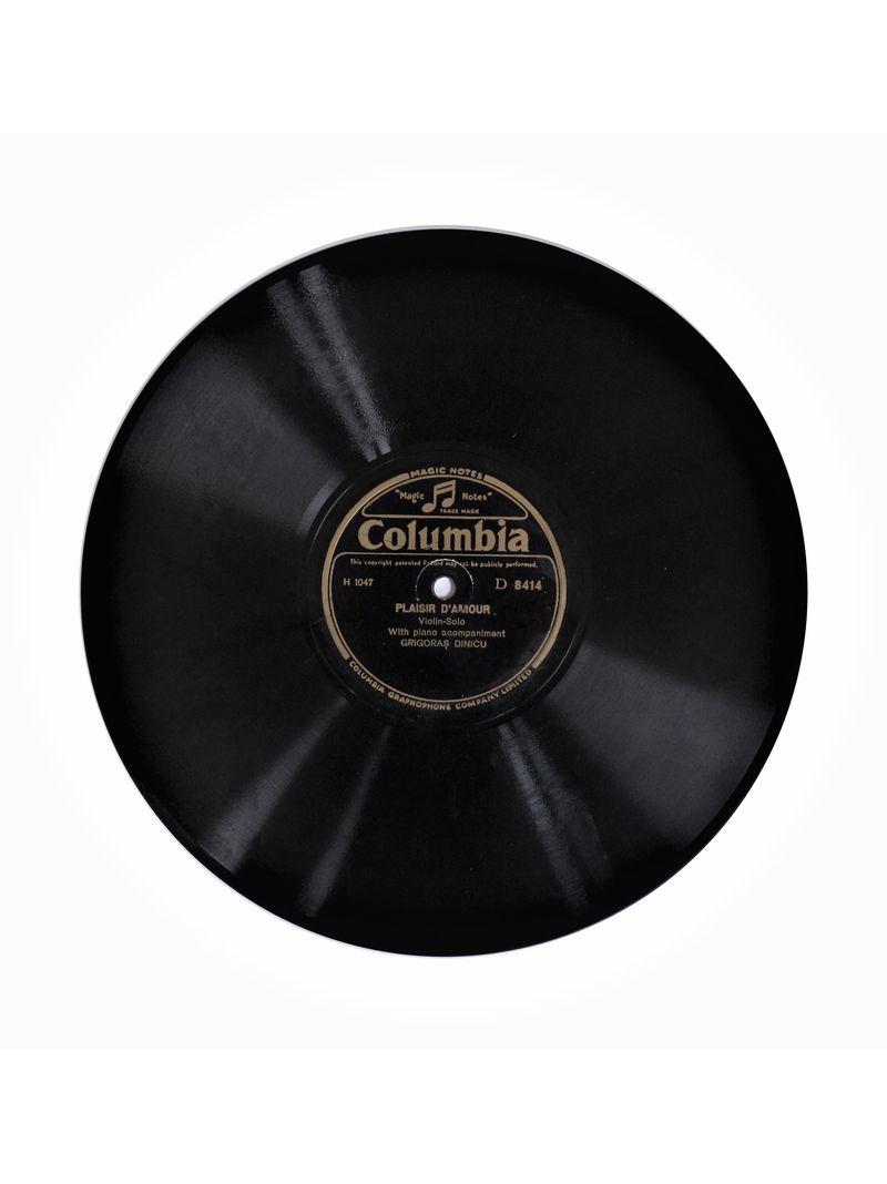 MARTINI - Plaisir d'amour/Grigoraș Dinicu - vioară (1927)