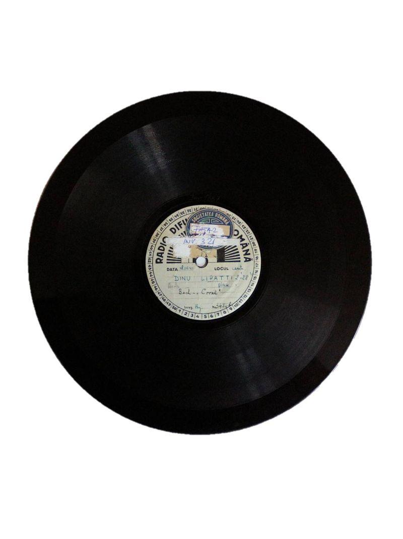 Johann Sebastian Bach - Isus rămâne bucuria mea/ Dinu LIPATTI - pian (1941)