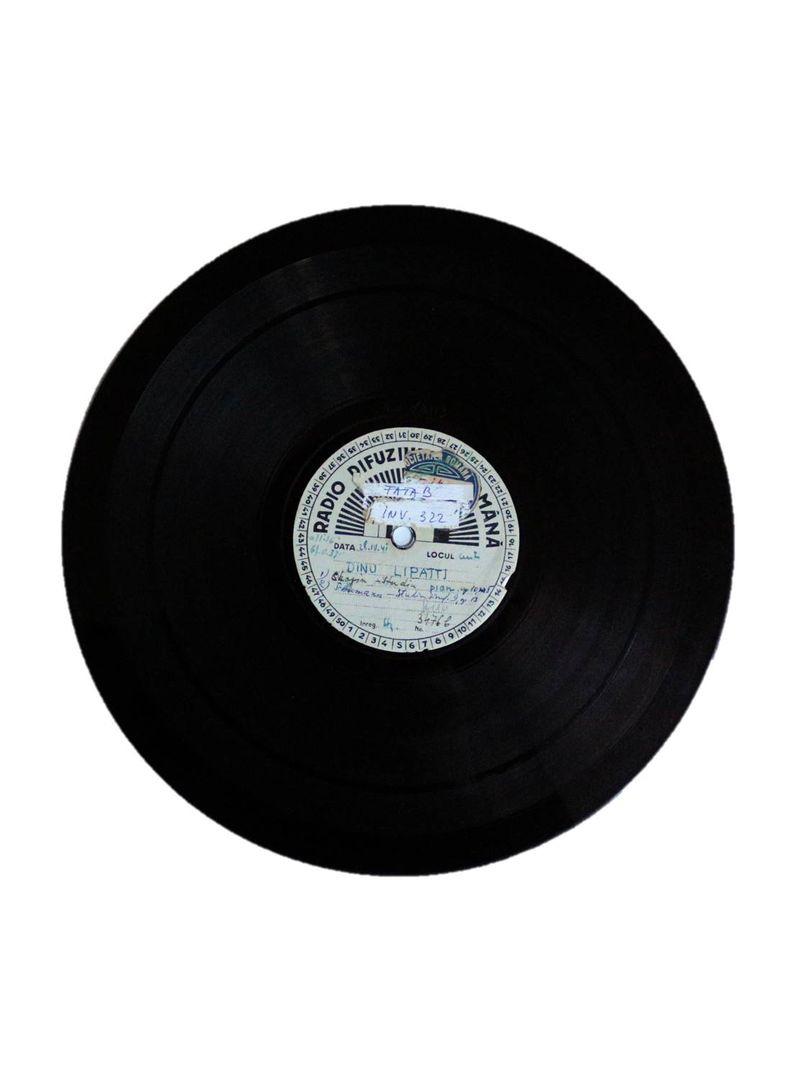 Frédéric Chopin-Studiu op. 10 nr. 5/Dinu LIPATTI-pian (1941)