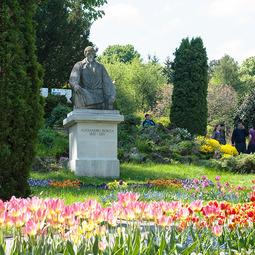 Interviu cu Alexandru Borza, întemeietorul Grădinii Botanice din Cluj