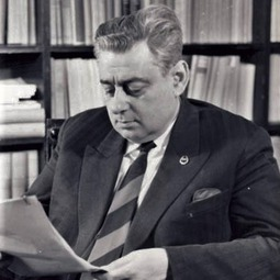 "Academicianul Al. Graur expune problema ""numelor geografice"" (1962)"