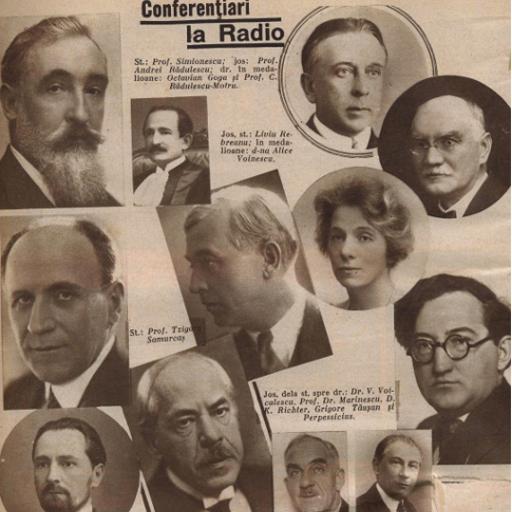 Conferențiari Radio