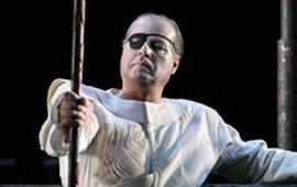 Albert Dohmen în rolul lui Wotan