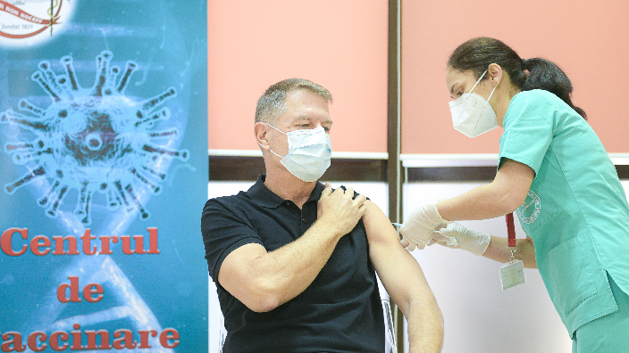 klaus-iohannis-commenced-the-second-stage-of-vaccination-against-covid-19