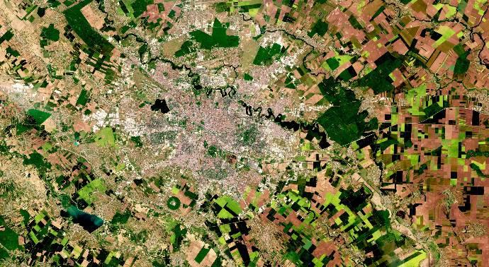 bucurestiul-vazut-din-spatiu-de-satelitii-agentiei-spatiale-europeane