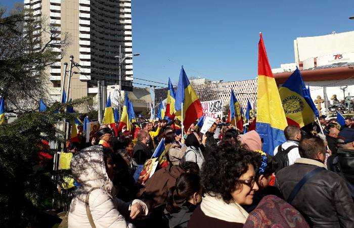 proteste-in-bucuresti