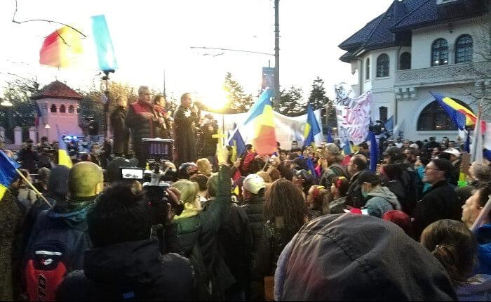proteste-in-bucuresti-fata-de-restrictiile-impuse-de-pandemie