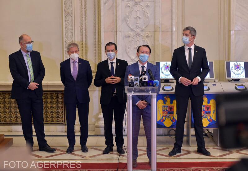 negocieri-la-parlament-pentru-depasirea-blocajului-din-coalitie