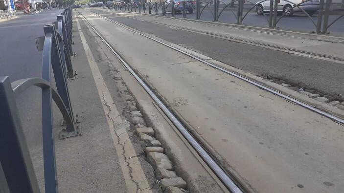 primaria-capitalei-a-inceput-modernizarea-liniei-de-tramvai-pe-b-dul-milea