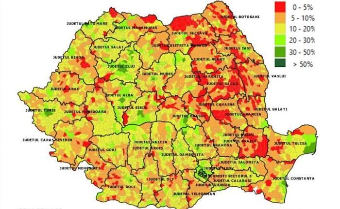 harta-topul-vaccinarii-in-romania