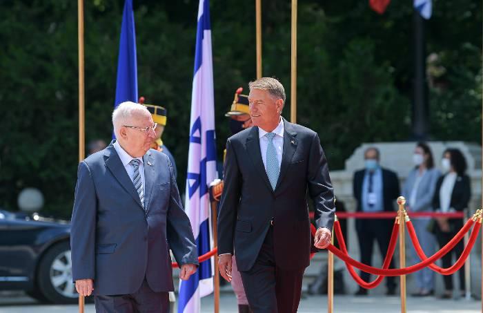 presedintele-israelului-sustine-un-discurs-in-parlamentul-romaniei