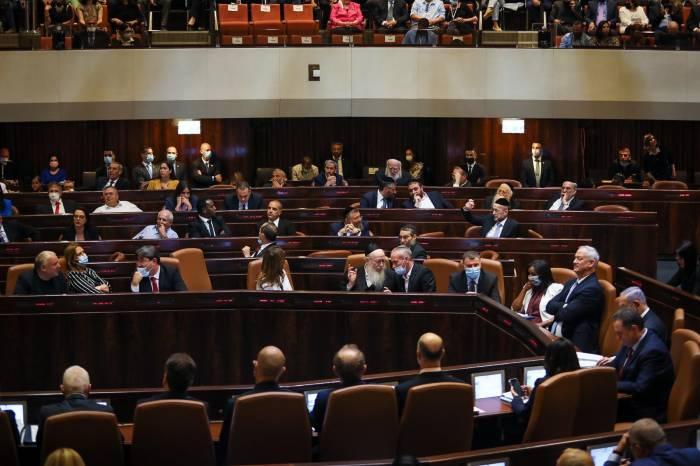 parlamentul-israelian-vot-pentru-o-noua-coalitie-guvernamentala