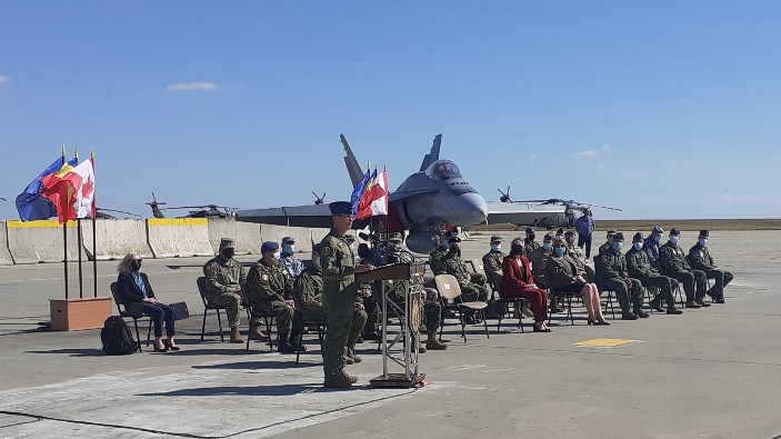 a-canadian-military-unit-has-started-its-air-police-mission-in-romania