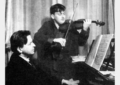 Centenar Yehudi Menuhin. Doi muzicieni de geniu, Enescu şi Menuhin, uniţi  întru eternitate - Radio România Muzical