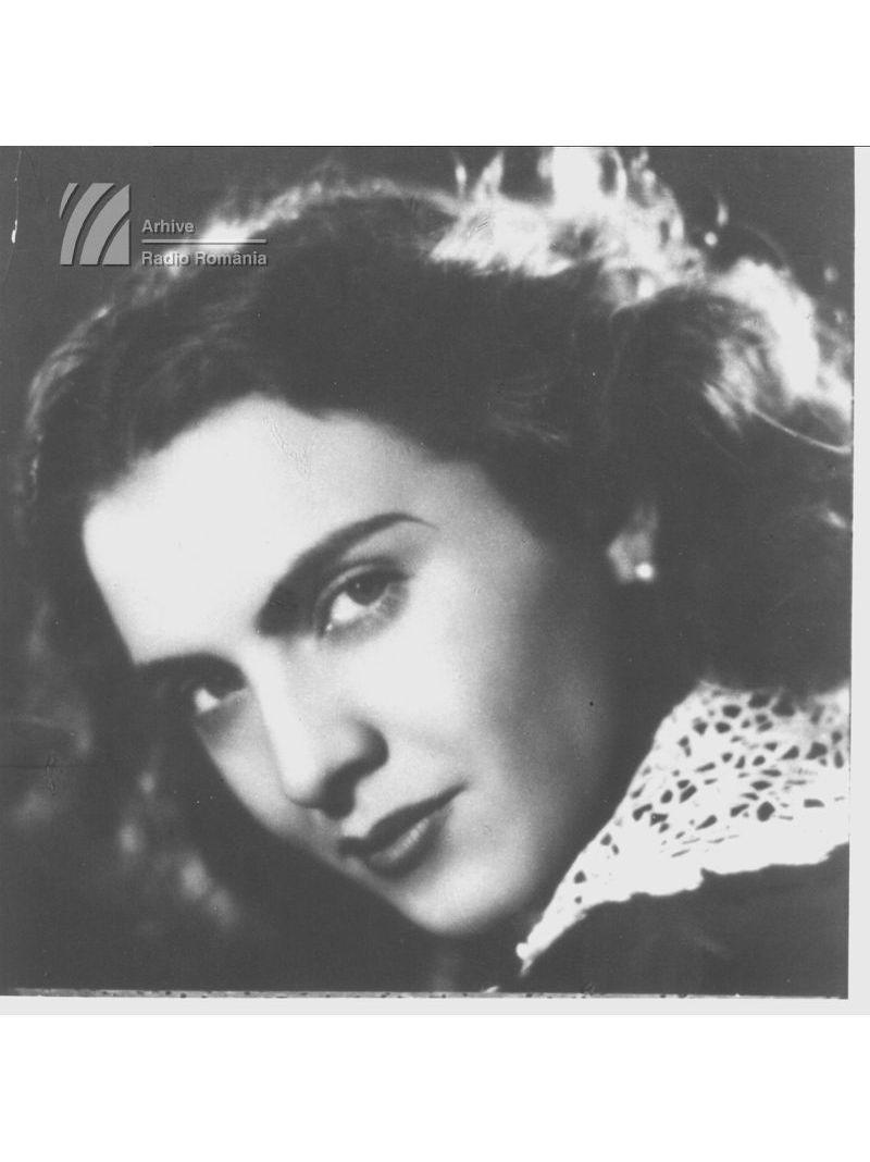 TĂNASE, Maria (25 septembrie 1913-22 iunie 1963)