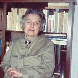 PILLAT, Cornelia (22 martie 1921-18 aprilie 2005)