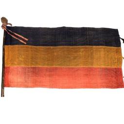 Povestea steagului delegației comunei Lupșa, participantă la Adunarea de la Alba Iulia