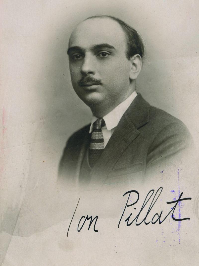 "Biblioteca de poezie românească"". Ion Pillat (1969) - Arhiva Radio ..."