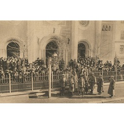 """""""București, istorii scrise și nescrise"""". Bucureștiul în timpul Primului Război Mondial (II)"""