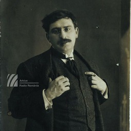 """""""Fonoteca de Aur"""". Vocea lui Ion Minulescu, o înregistrare din 1928, în primă audiție (1974)"""
